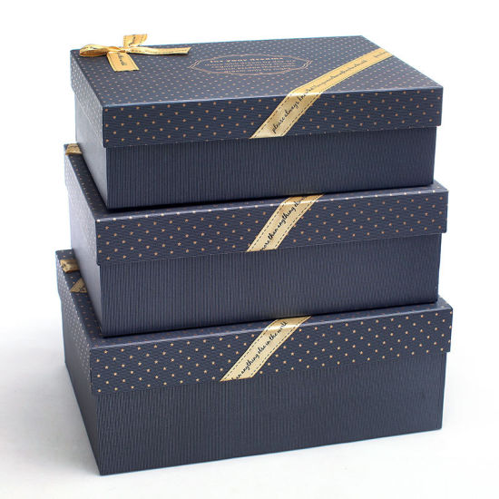 Promotional Paper Box, Packing Gift Box, Packing Box (OEM-JB011)