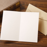 Cheap Price Color Paper Gift Envelope for Gift Card/Invitation Card