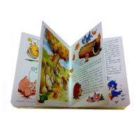 Products Chinese Manufacturer Printing Children Board Book