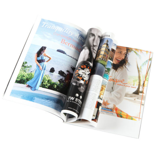 China Supply Customized Colorful Cheap Book Printing