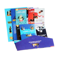 Custom Greeting Card Printing (OEM-CR004)