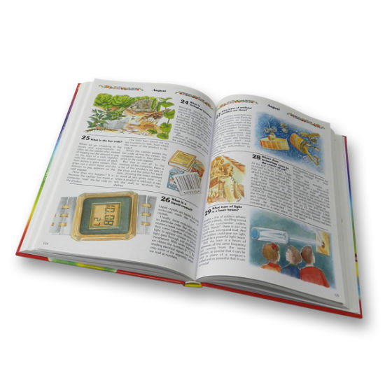 Customized Hardcover Book Printing, Book Printing with Hardcover
