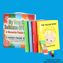 Children Board Books, Print Books (OEM-BD003)