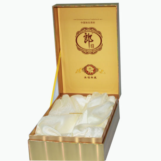Delicate Wine Paper Box in Competitive Price