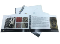 China High Quality Professional Catalogue Brochure Printing